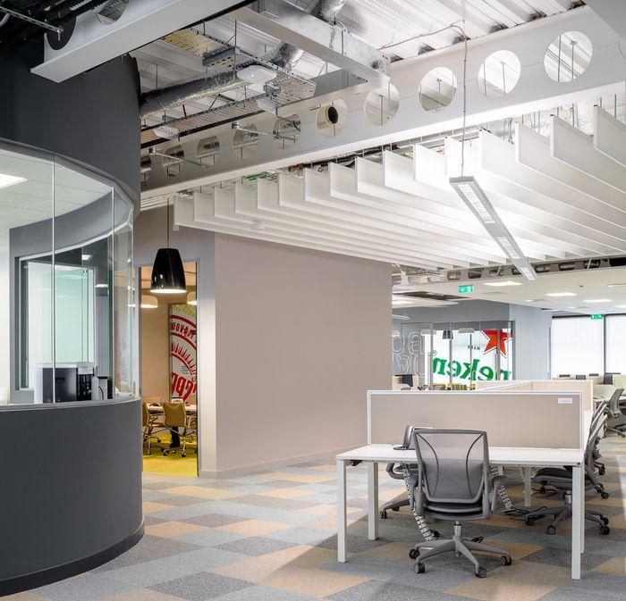 Office Tour: Heineken Offices – Dublin