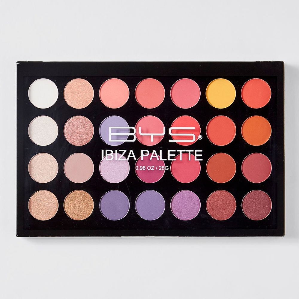 BYS Colour Palette Color, Gift makeup, Palette