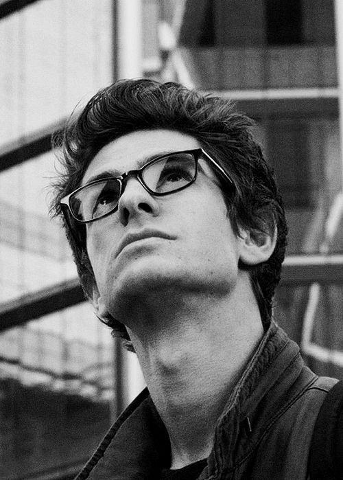 Andrew Garfield Glasses : andrew, garfield, glasses, A-Gar