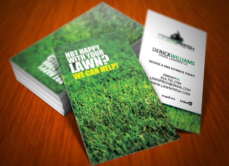 """About LawnFresh LLC. """"Lawn Fresh LLC. is a lawn and yard care ..."""