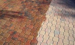 Brick Paver Sealer Wet Look Bing