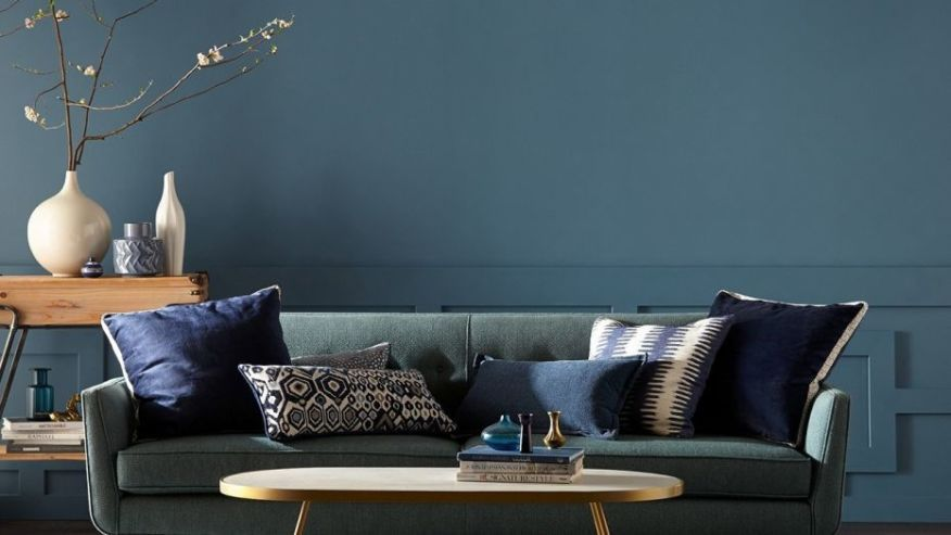 Behr Unveils \u0027Blueprint\u0027 As 2019 Color of the Year Home Decor