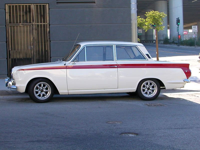Ford Cortina (With images) British police cars, British cars