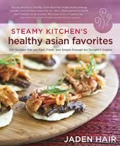 Steamy Kitchen's Healthy Asian Favorites Cookbook – Ends 2/11/13