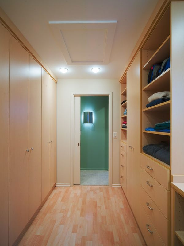 Walk In Closet Long Narrow