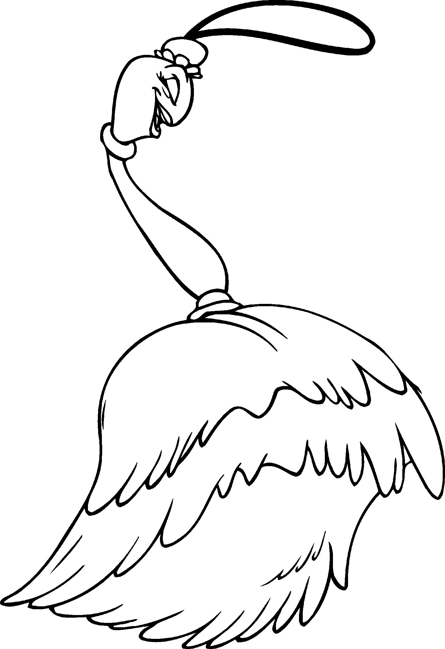 Babette From The Film Sketch Disney Coloring Pages Disney