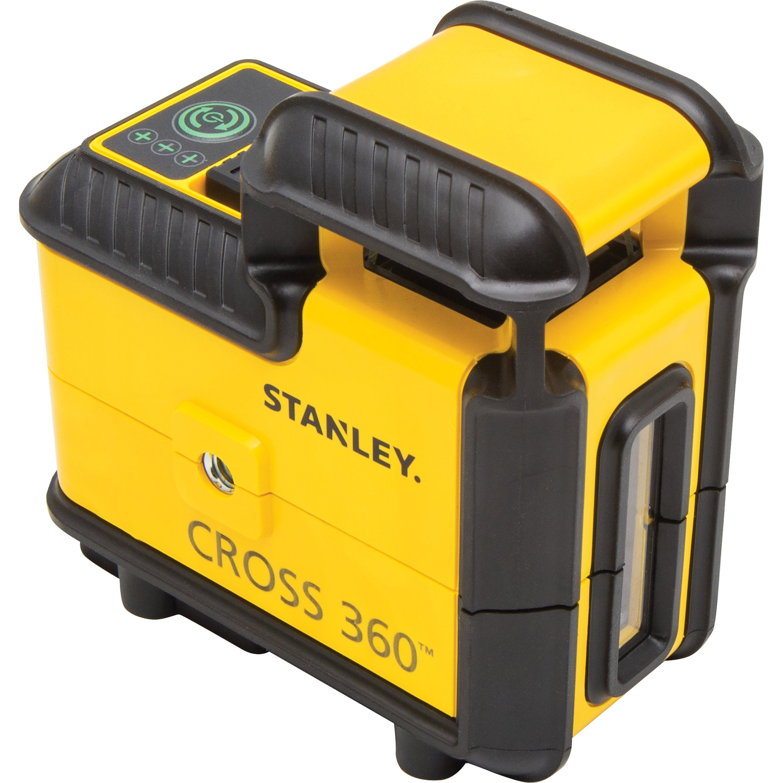 Niveau Laser 360 Stanley Multilignes Cross Trepied