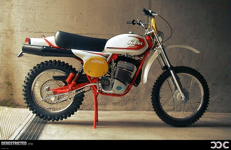 Vintage Ktm Mx Bikes Ktm Ktm Enduro Ktm 250