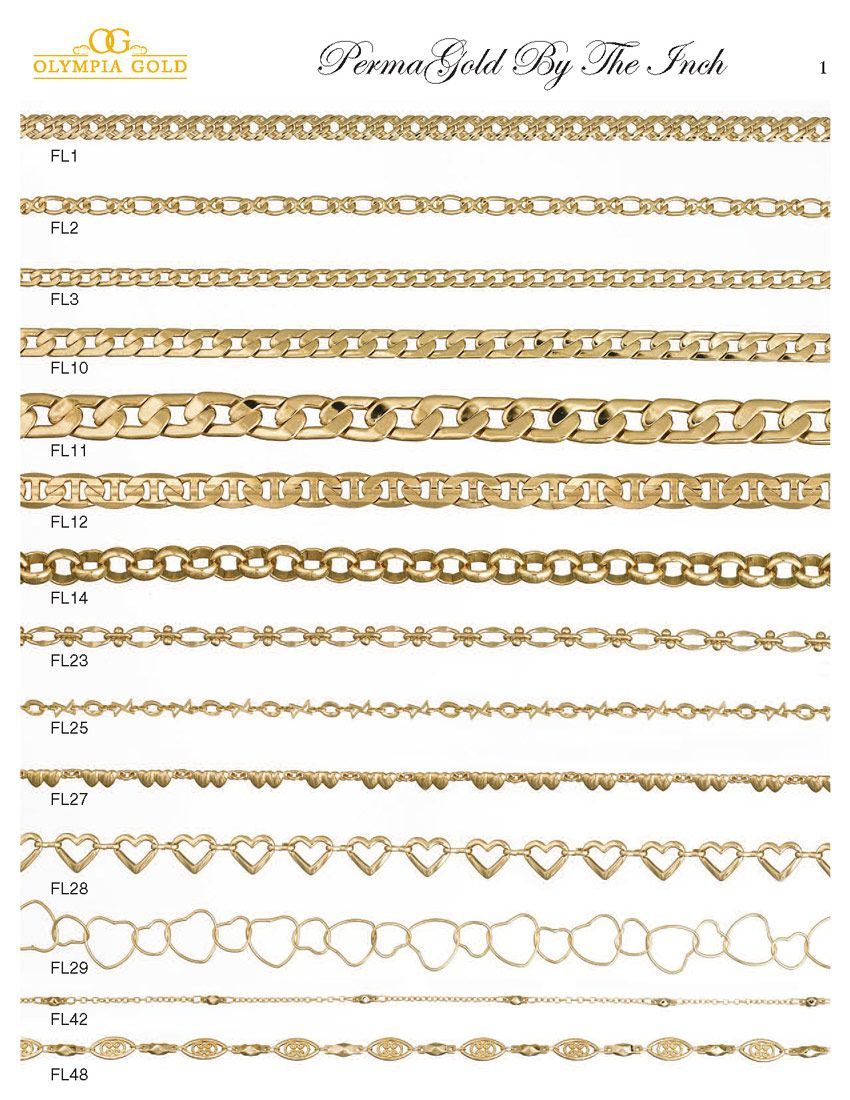 chains chain foot by il images cable search fill fullxfull flat necklace gold wholesale