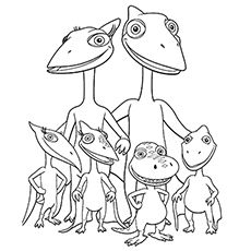 Top 10 Free Printable Dinosaur Train Coloring Pages Online Dinosaur Coloring Pages Train Coloring Pages Dinosaur Coloring
