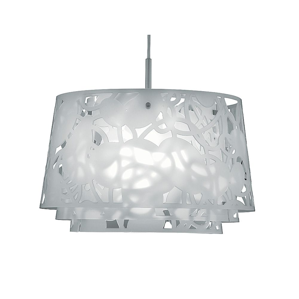 Collage 450 Pendant Light 75w Snow White Louis Poulsen Lampe