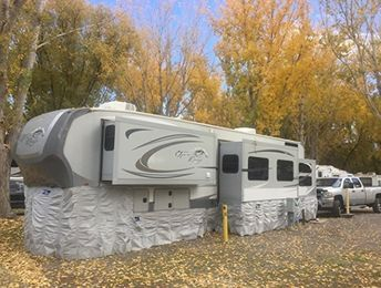 Full-time RV Living (Cold Weather Edition) - RV Life Military Style