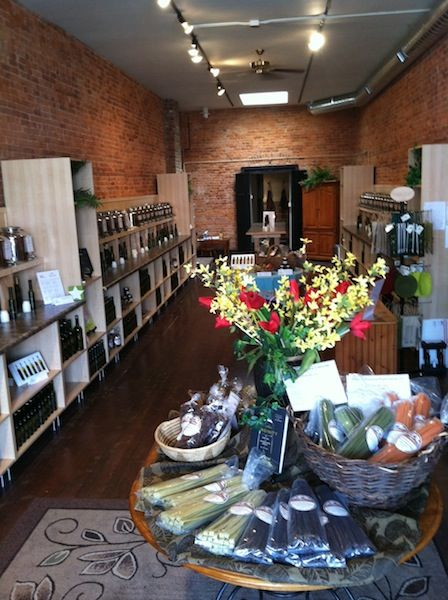 Olive Oils And Vinegars On Tap At Olive Vitality In Historic