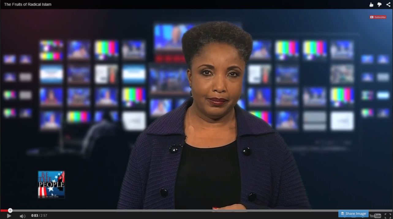 Professor Carol Swain says her op-ed about radical Islam and the dangers she believes it poses was attempt to raise awareness among a sleeping public.