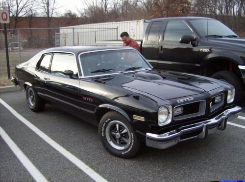 1974 Pontiac Gto For Sale Pa 20 000 75 000 Orig Miles R