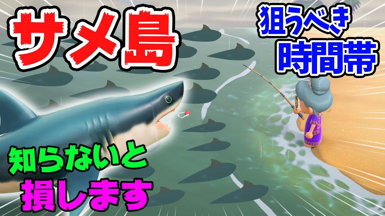 魚 図鑑 あつ 森