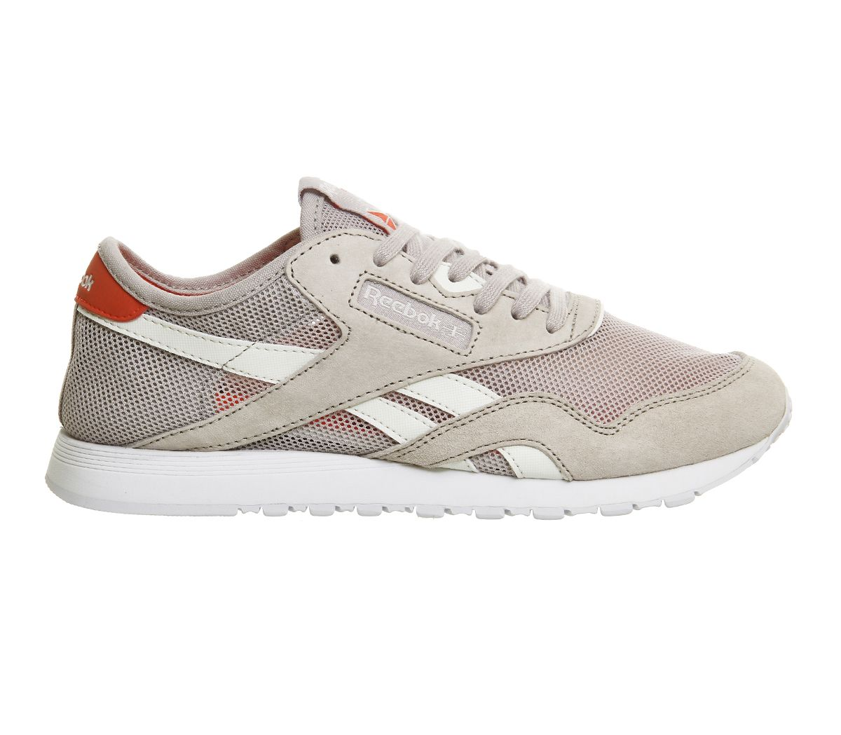 Buy Sand Stone Mesh Exclusive Reebok Cl Nylon from OFFICE.co.uk.