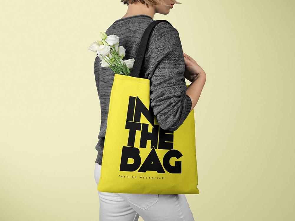 Download Tote Bag Mockups Bag Mockup Tote Bag Free Tote