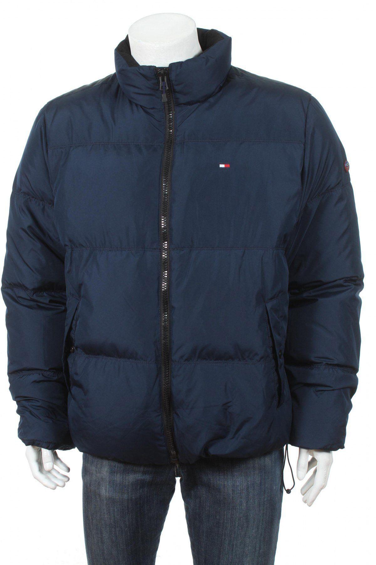 Vintage Tommy Hilfiger Goose Down Puffer Jacket Navy Blue Etsy Vintage Tommy Hilfiger Puffer Jackets Jackets [ 1800 x 1200 Pixel ]
