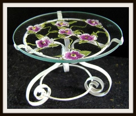 miniature wrought iron - Google Search