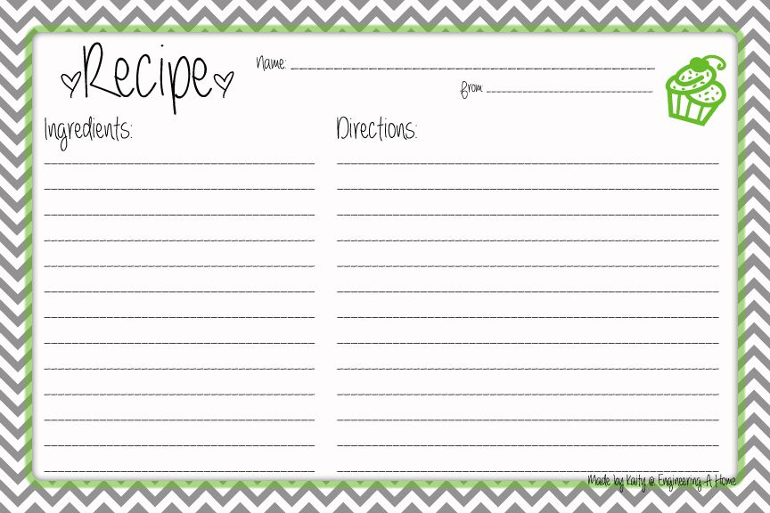 Pretty Up That Recipe Box Recipe Template Printable Recipe Cards Printable Free Printable Recipe Cards