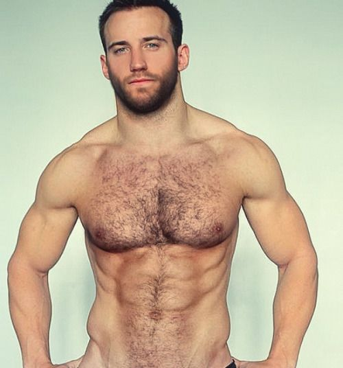 Consider, hunk hairy body frankly