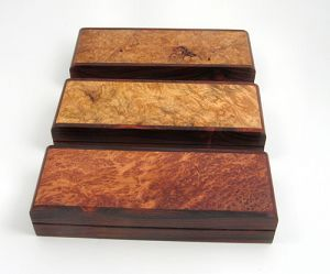 Box cocobolo sides american~hand made~functional pinterest