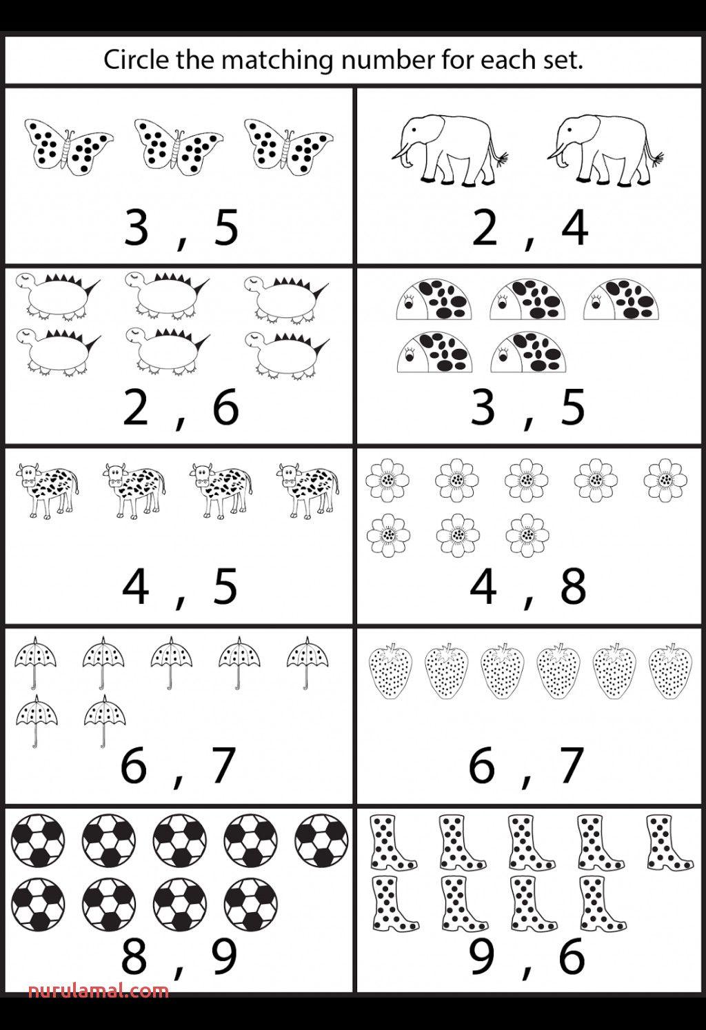 Kindergarten Ordinal Numbers Worksheet Printable In