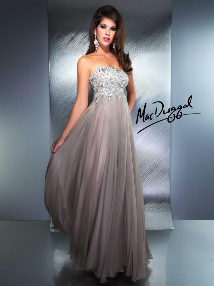Glamorous And Sophisticated Couture Collection By Mac Duggal