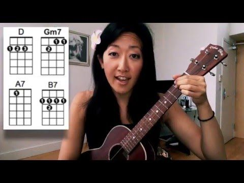 Dream a Little Dream of Me // Ukulele Tutorial - YouTube ...