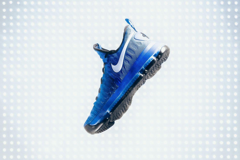 sports shoes ca29c f4d5c Nike Zoom KD 9 - Game Royal White-Black - Sneaker Politics