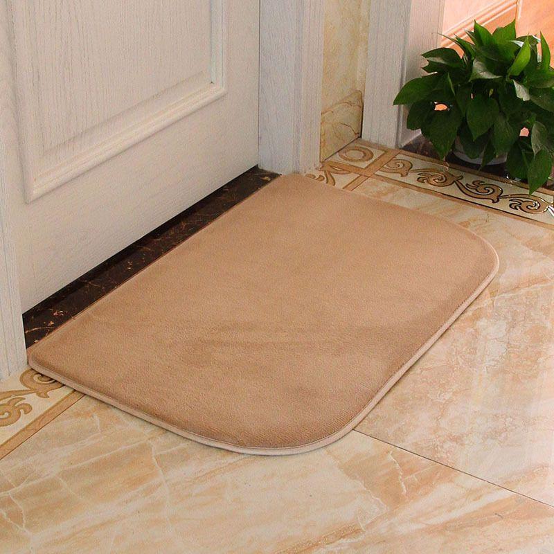 3d Printed Waterproof Bathroom Rug Kit Non Slip Bath Mats Floor Carpet Ped Pad Large Size Door F Alfombras Para Dormitorios Pisos Alfombrados Alfombras De Bano