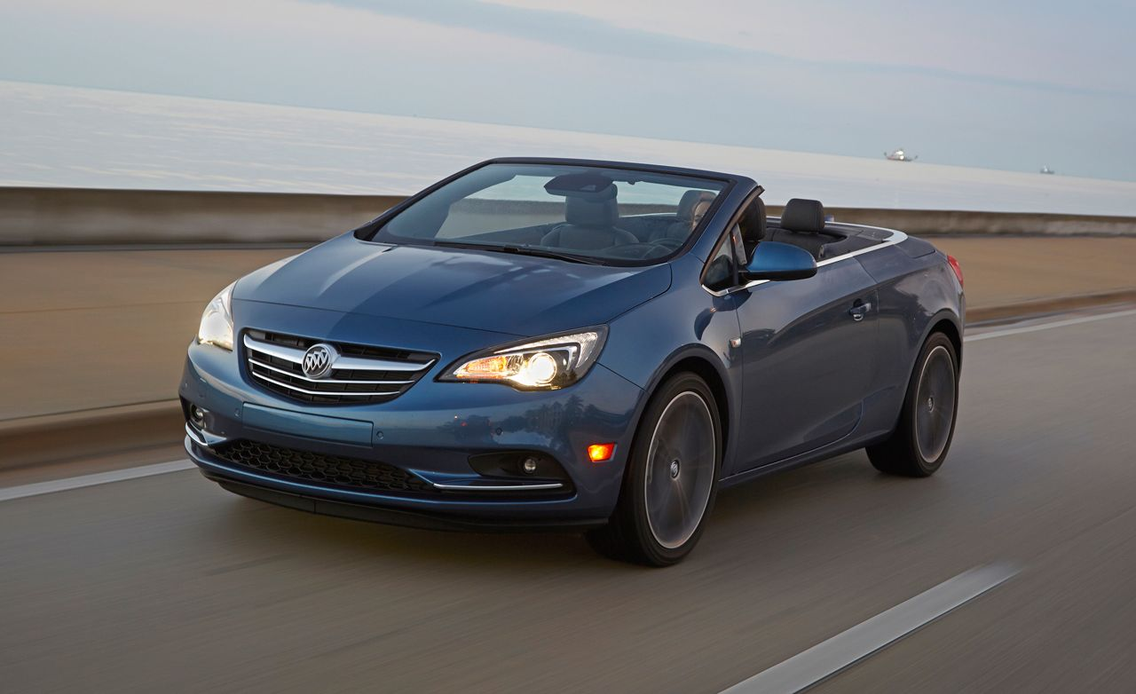 2019 Buick Cascada Review Pricing And Specs Buick Cascada Buick Buick Enclave