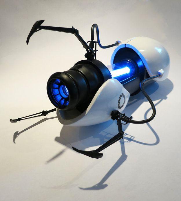 Awesome Custom-Made NECA Portal Gun