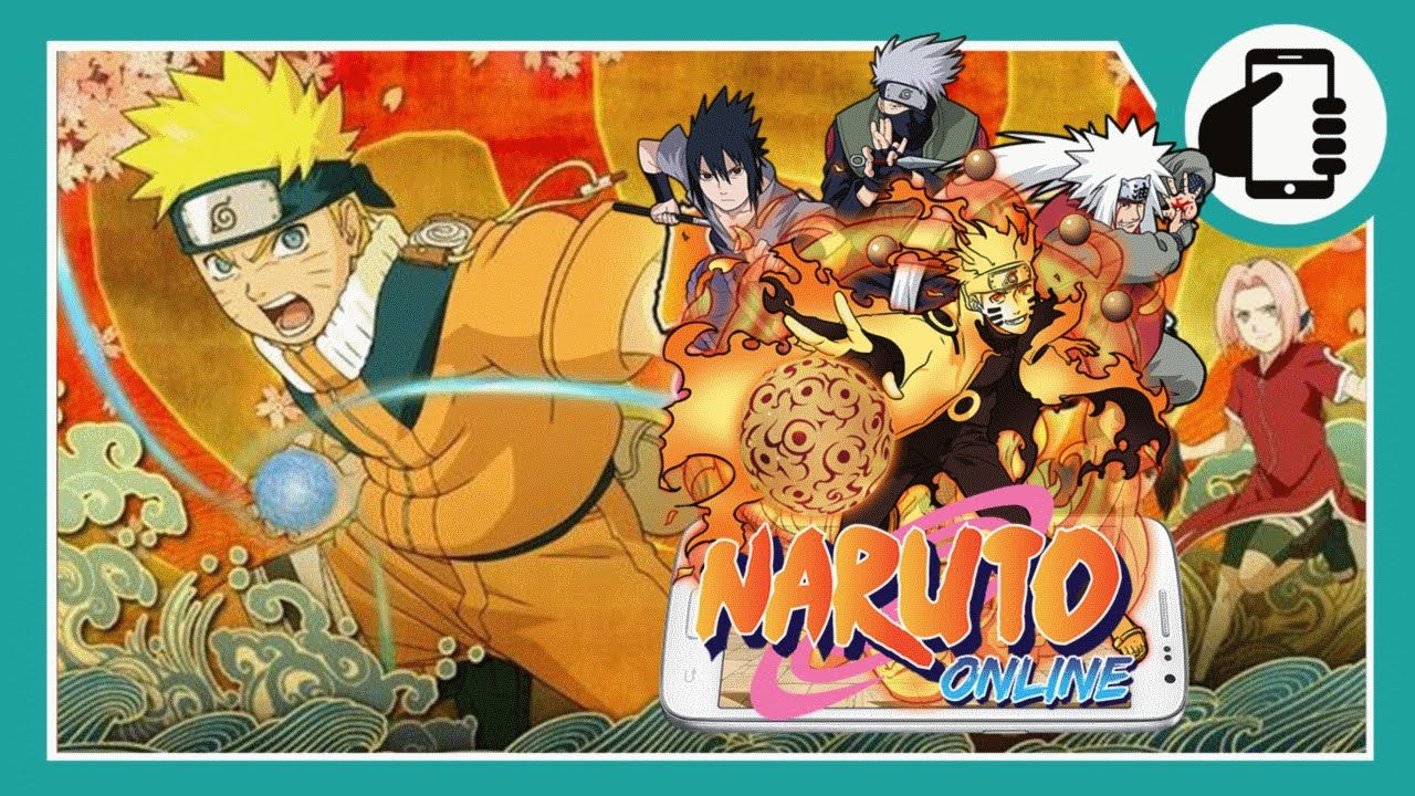 Naruto Online Gameplay Part 2 Mobile Games Android