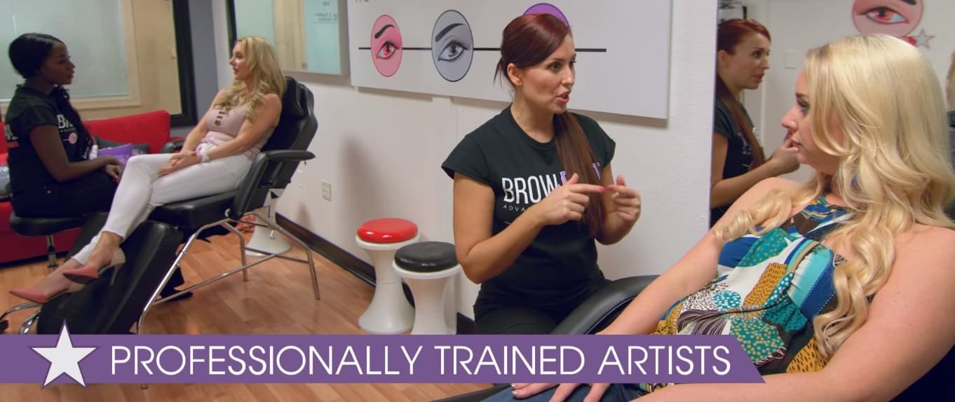 Browbeat studio dallas advanced eyebrow microblading
