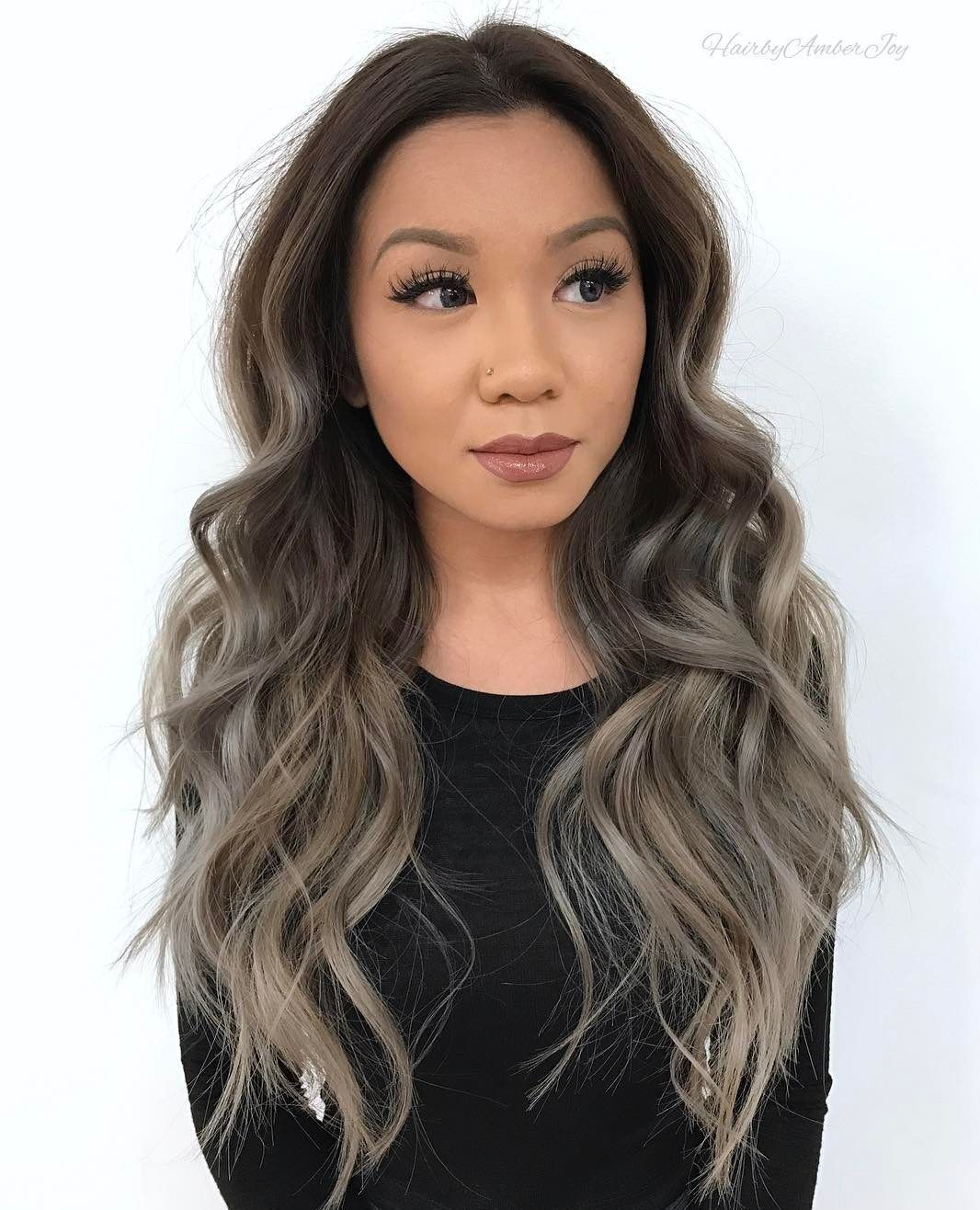 30 Modern Asian Hairstyles For Women And Girls Nice Hair Colors