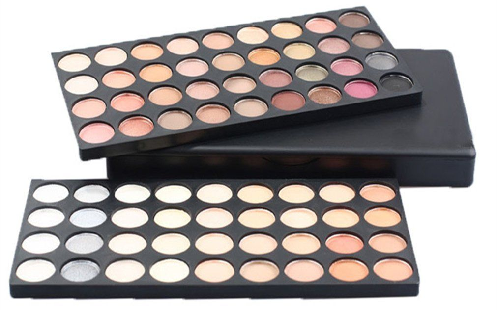 Pure Vie Professional 72 Colors EyeShadow Palette Makeup Contouring Kit - Ideal for Professional as well as Personal Use -- Want additional info? Click on the image. (Note:Amazon affiliate link)