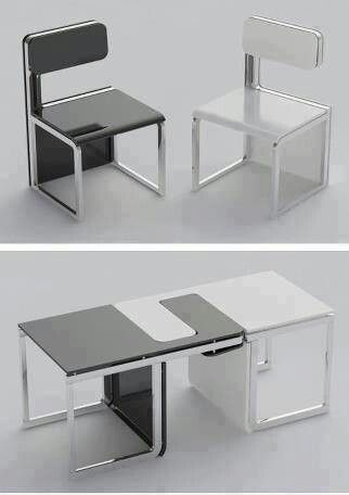 Multi Purpose Coffee Table Chairs Creative Furniture Modular