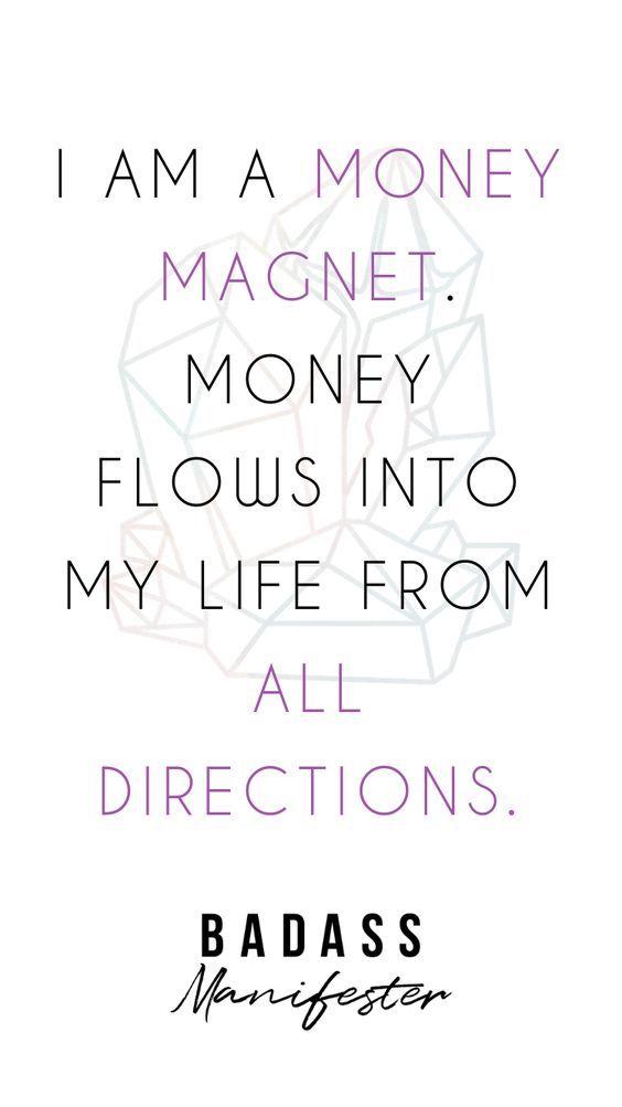 8 Unique Ways To Become A Money Magnet 🧲💵🤑💲