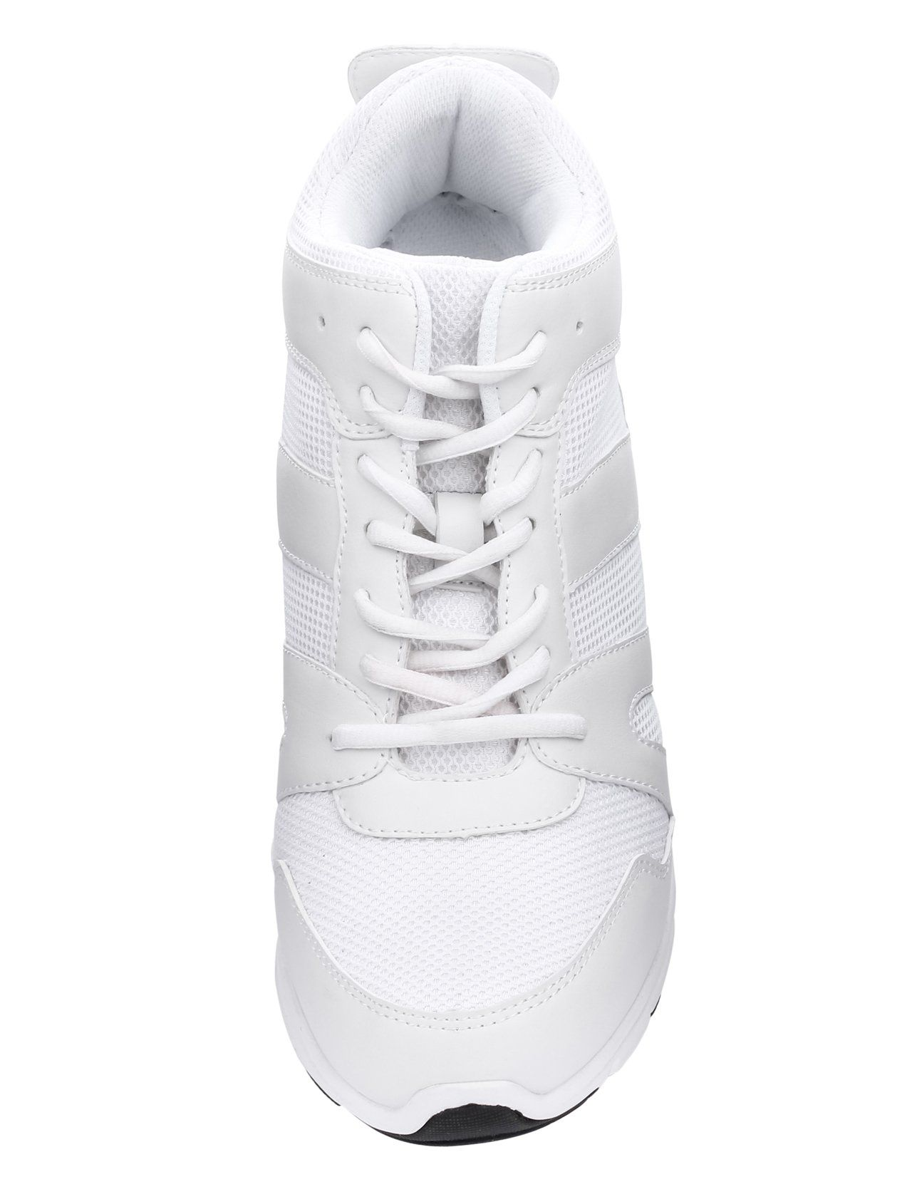 CALTO G3329-4 Inches Elevator Height Increase Mesh Sporty Glacier Blue Sneaker