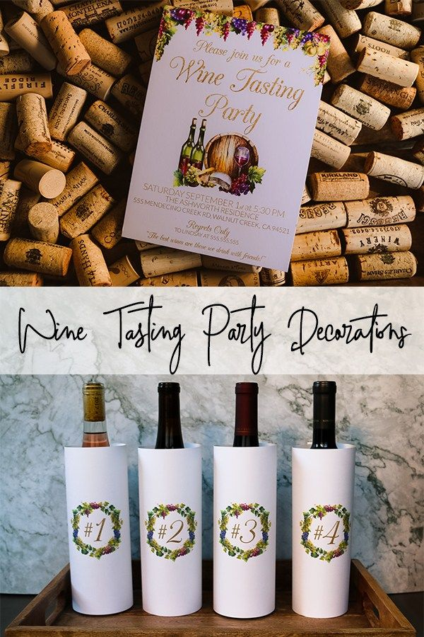 It S Wine Time Host A Wine Tasting Party With Winc Wine