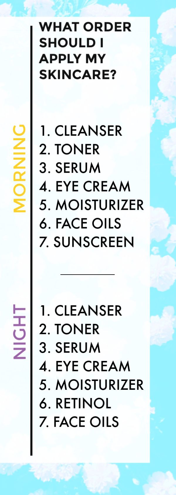 What Order Should I Apply My Skincare As Told By Ash And Shelbs Skin Care Beauty Tips For Face Beauty Care
