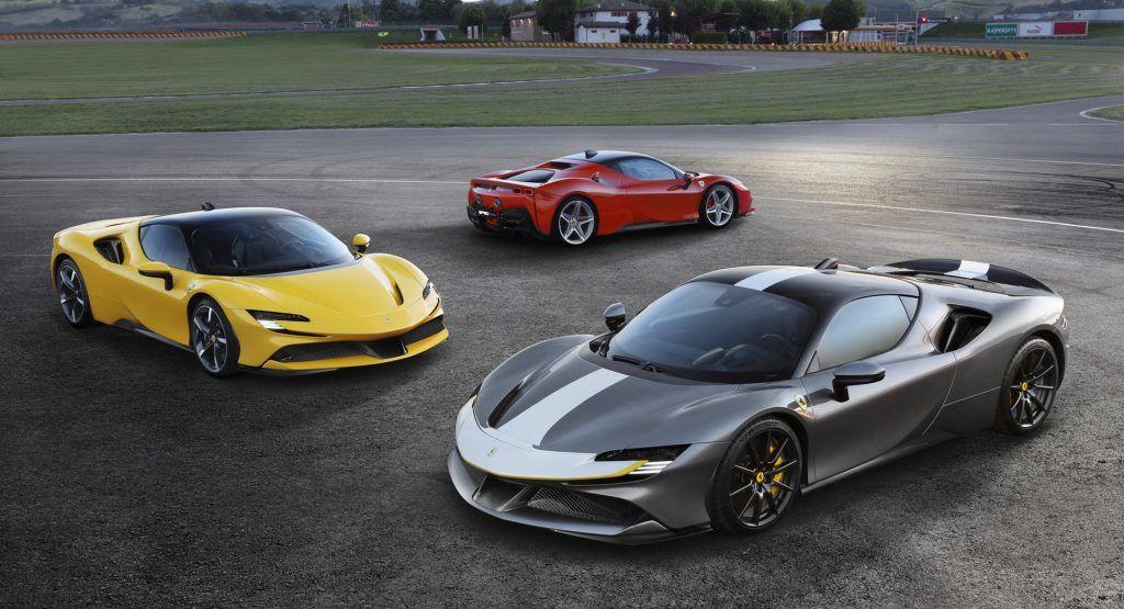 Ferrari SF90 Stradale Priced From $846888 In Australia