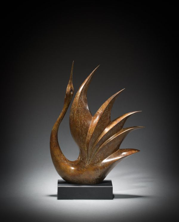 Bird Sculptures bronze birds sculptures or statueartist simon gudgeon titled