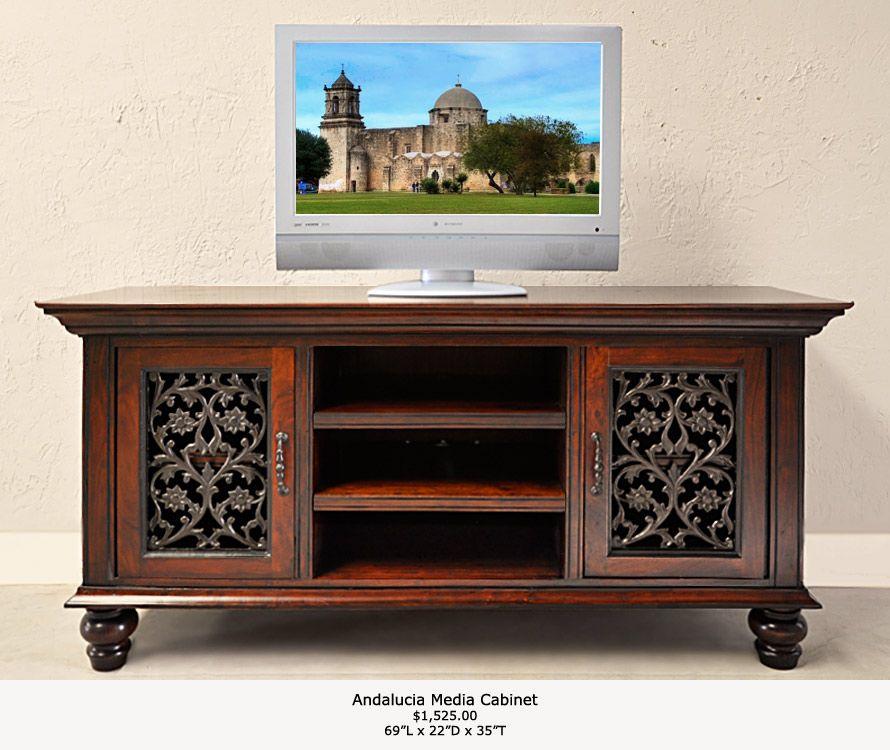 Rustic Furniture Spanish Hacienda Tuscan Style Furniture ...