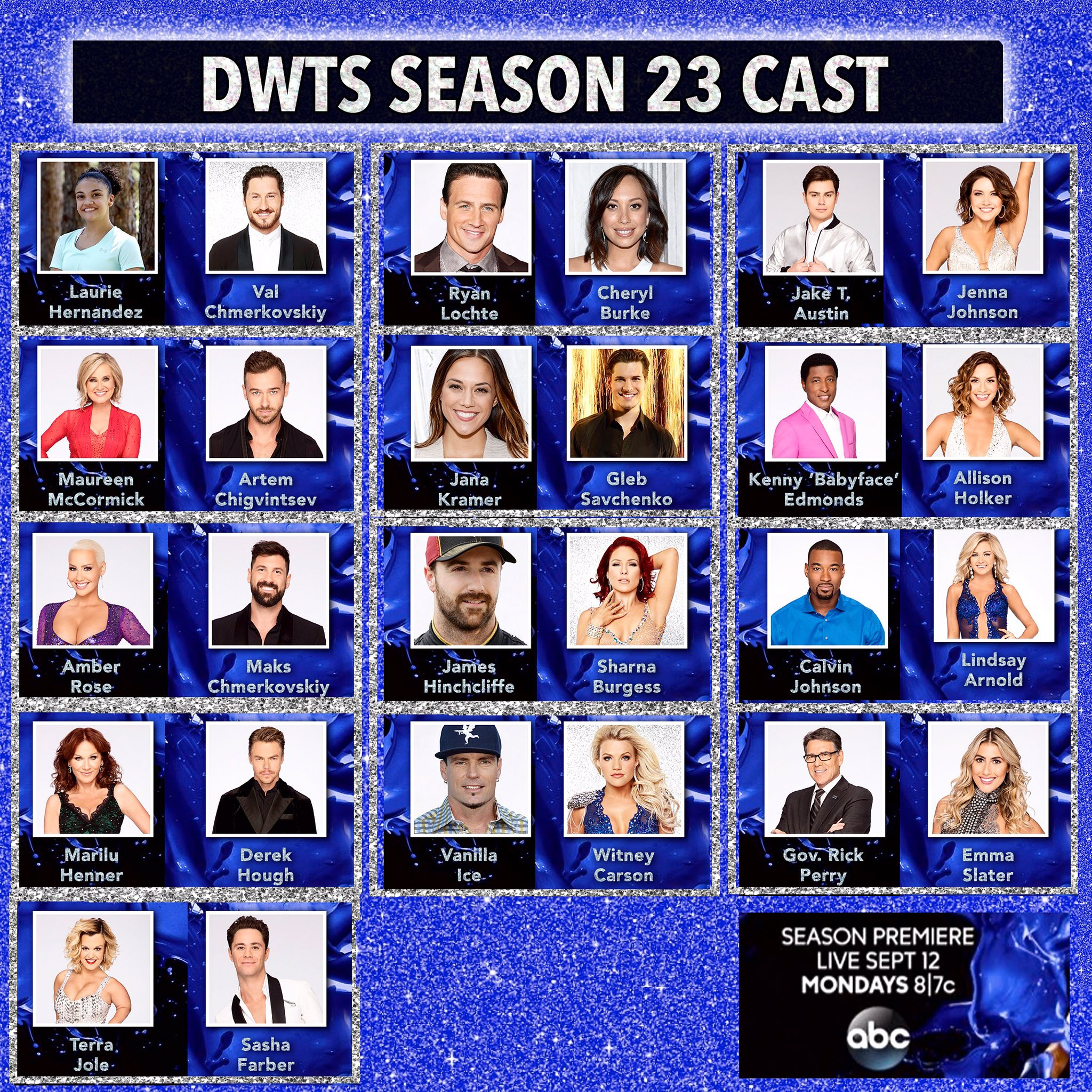 Pin By Barry Wood On Dwts 23 General Dancing With The Stars Dwts Star Tv Series