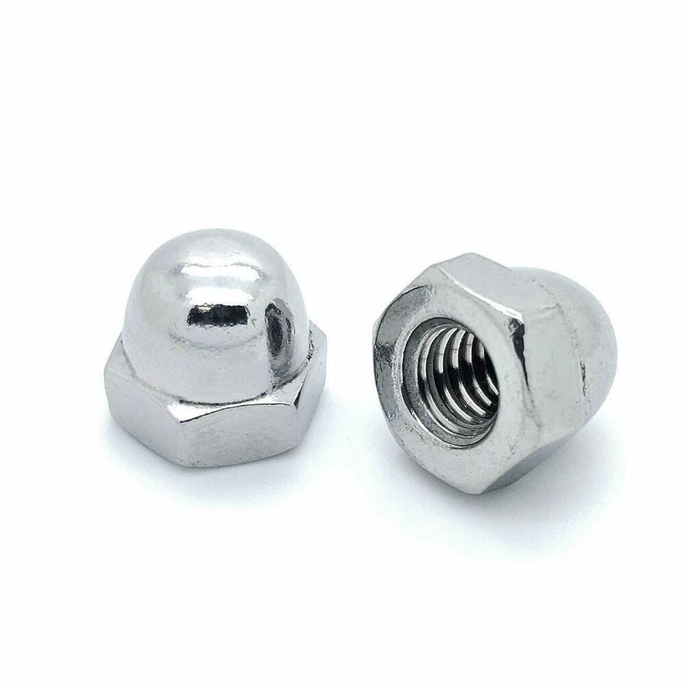 Sponsored Ebay Snug Fasteners Sng773 Ten 10 1 2 13 Stainless Steel Acorn Hex Cap Nuts Stainless Steel Grades Stainless Steel Steel