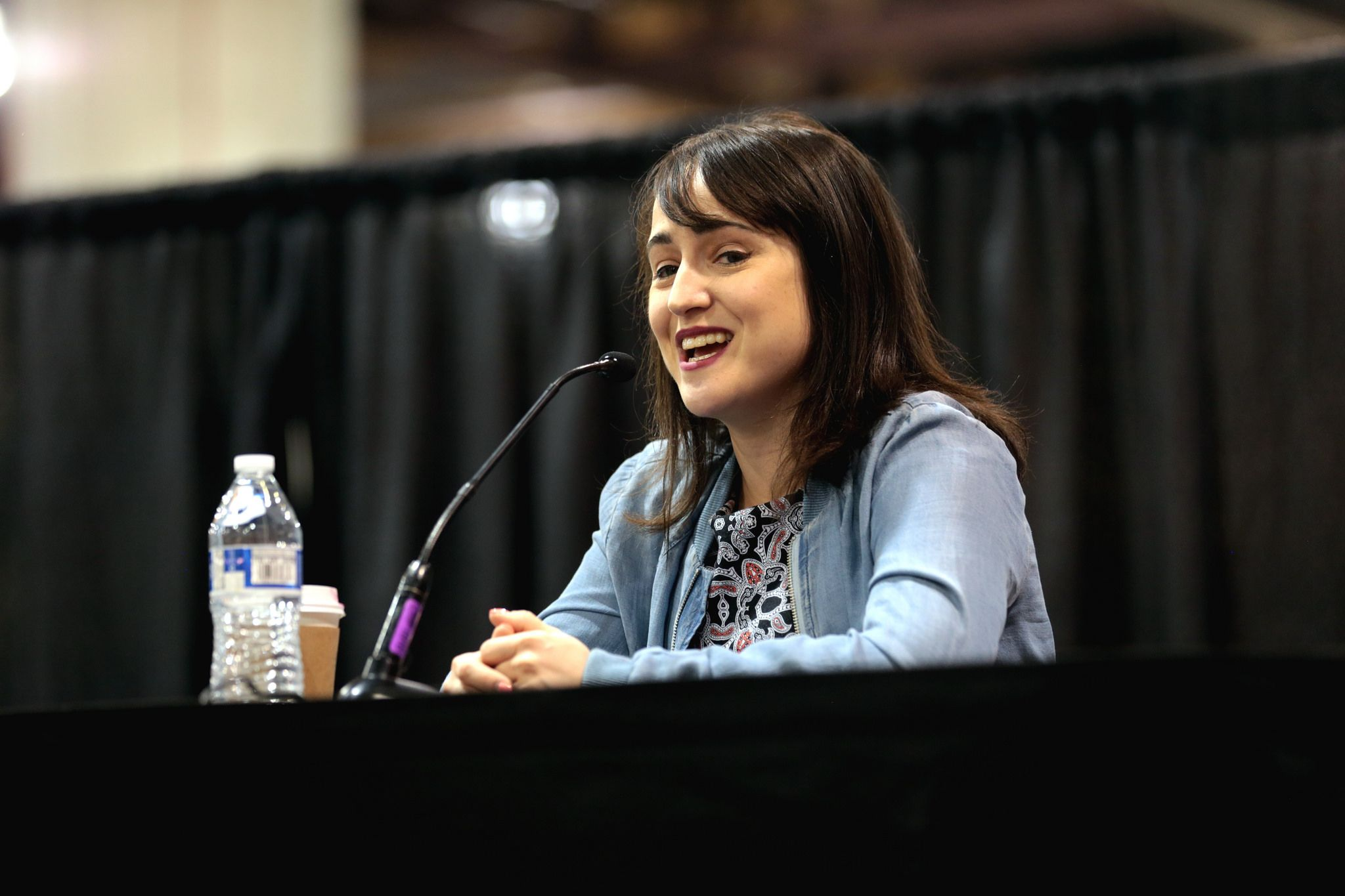 Mara Wilson Mara Wilson Comicon Role Models