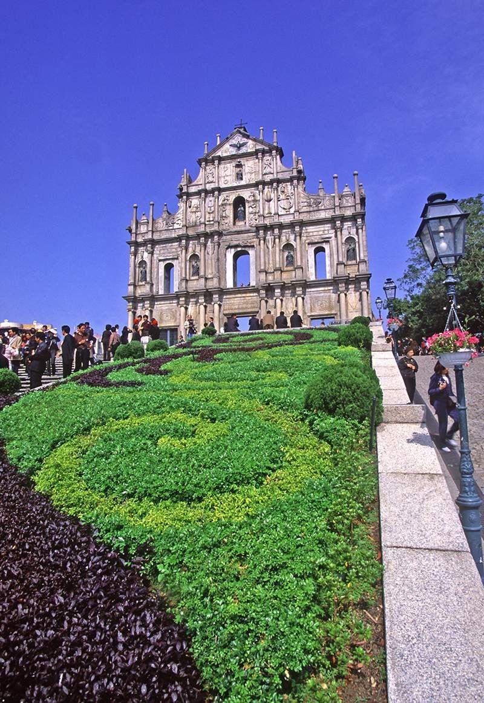 Ruins St Paul's. #asia #visitmacau #travel2next